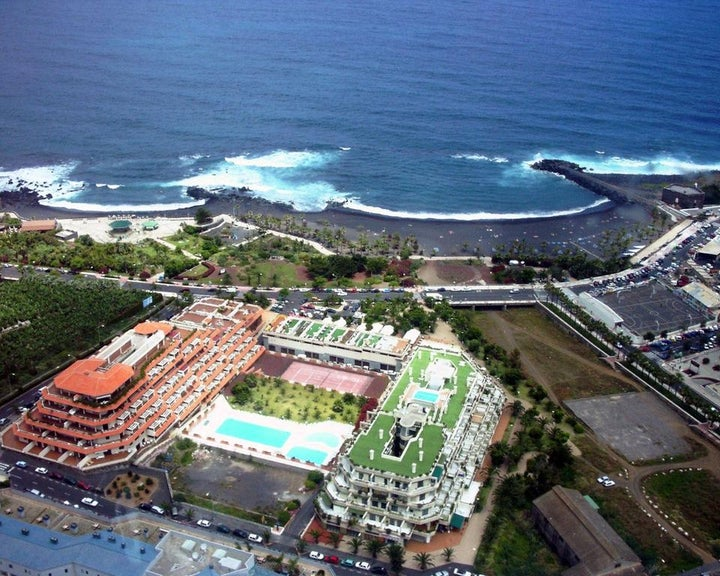 Bahia Playa in Puerto de la Cruz, Tenerife, Canary Islands