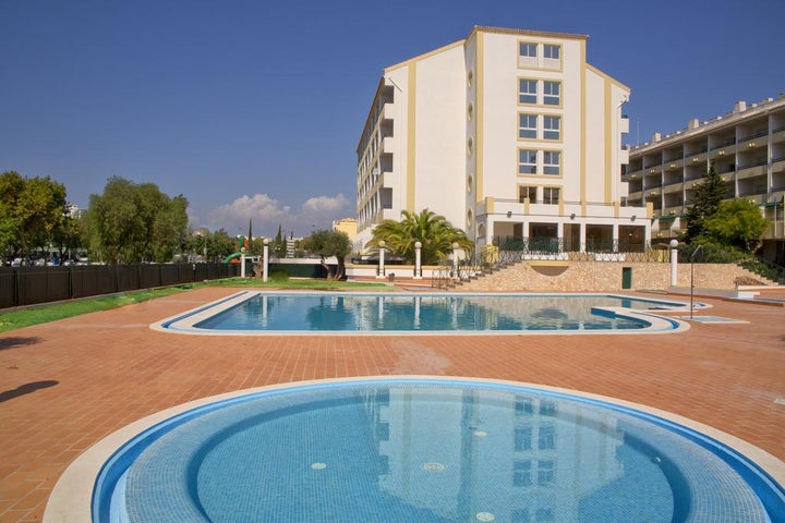 Ourabay Hotel Apartment in Albufeira, Algarve, Portugal