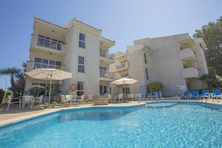 Massol Apartments in Puerto Pollensa, Majorca, Balearic Islands