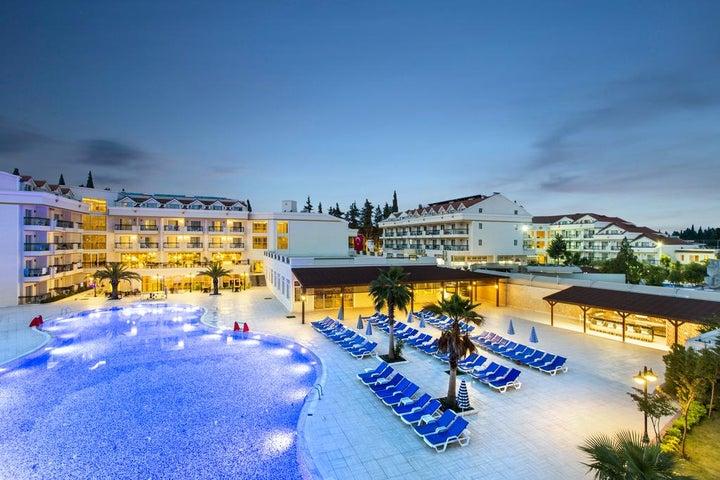 Kemer Dream Hotel in Kemer, Antalya, Turkey