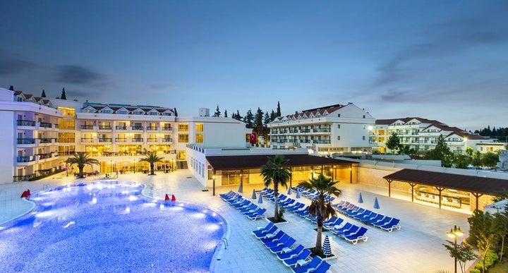Kemer Dream Hotel In Kemer Turkey