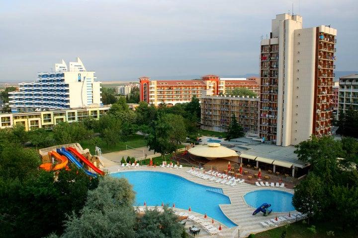 Iskar in Sunny Beach, Bulgaria