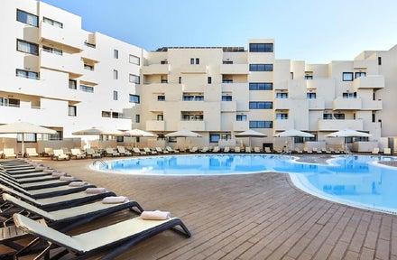 Family Hotels In Albufeira Santa Eulalia Suite Hotel Spa