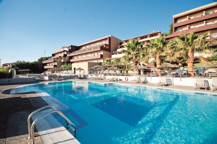 Blue Bay Resort in Aghia Pelagia, Crete, Greek Islands