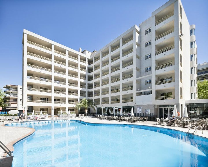 Best Da Vinci Royal Aparthotel in Salou, Costa Dorada, Spain