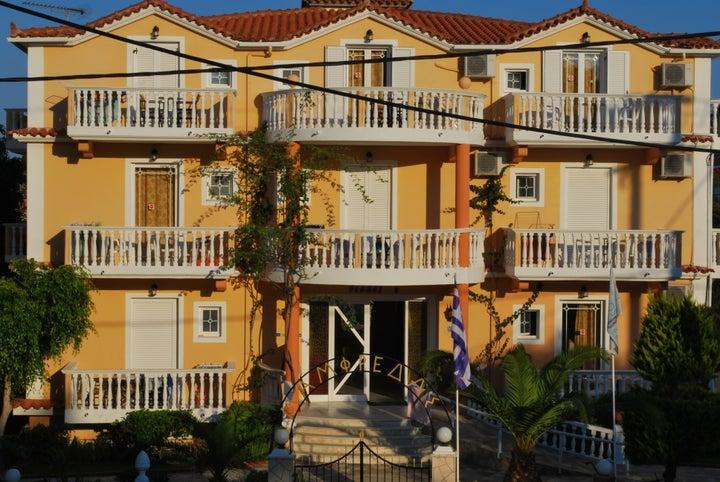 Planos Beach Aparthotel Image 38