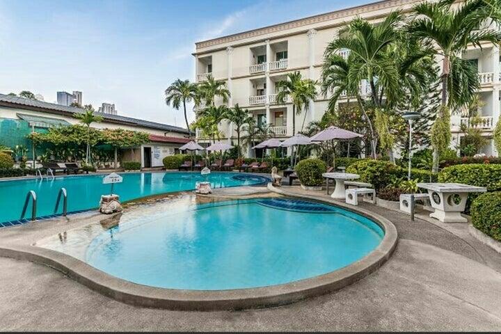 Romeo Palace in Pattaya, Thailand