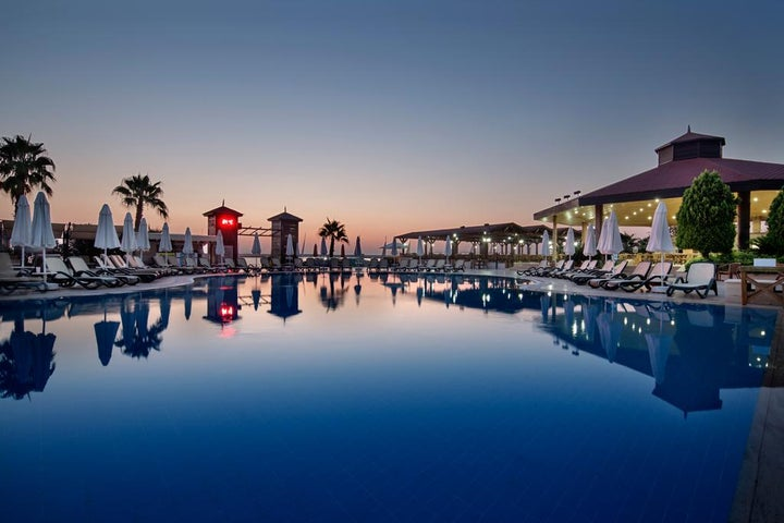 Crystal Flora Beach Resort Image 6