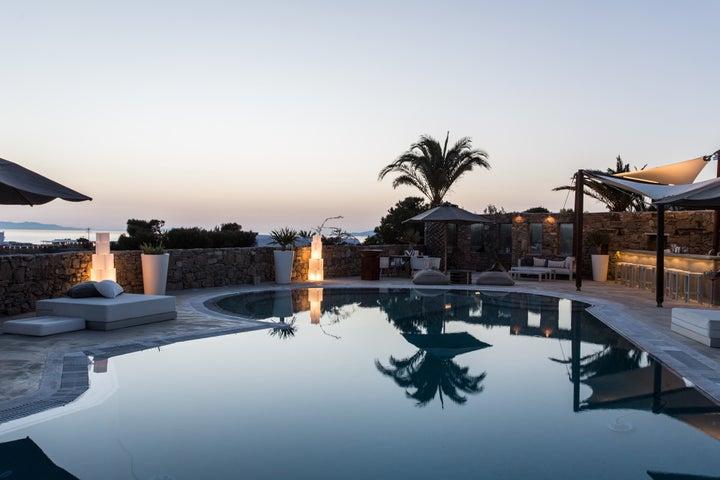 Ostraco Suites in Mykonos Town, Mykonos, Greek Islands