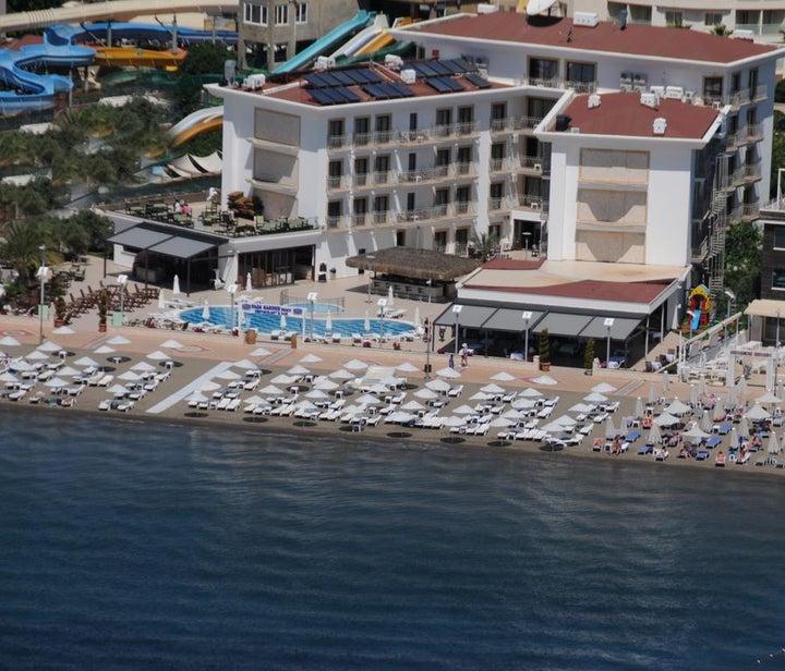 Pasa Garden Beach Hotel in Marmaris, Dalaman, Turkey