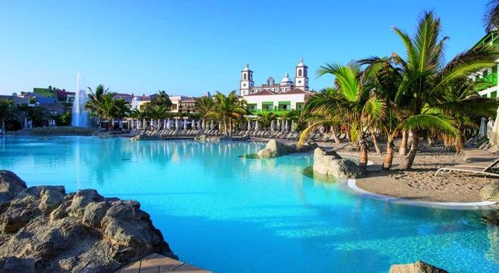 Lopesan Villa Del Conde Resort & Thalasso in Meloneras, Gran Canaria, Canary Islands