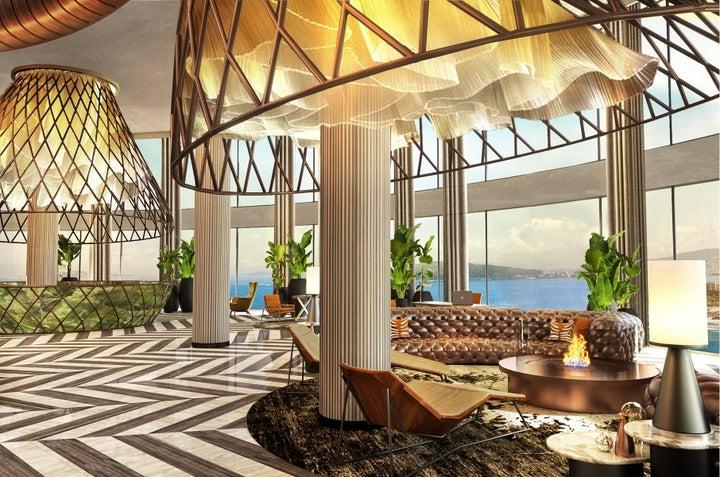 Lujo Hotel Bodrum in Bodrum, Aegean Coast, Turkey