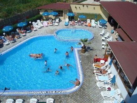 Belleville Hotel in Sunny Beach, Bulgaria