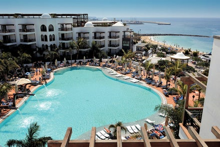 Princesa Yaiza Suite Hotel Resort in Playa Blanca, Lanzarote, Canary Islands