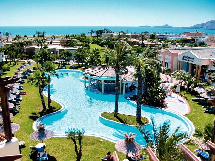 Atrium Palace Thalasso Spa Resort & Villas in Kalathos, Rhodes, Greek Islands