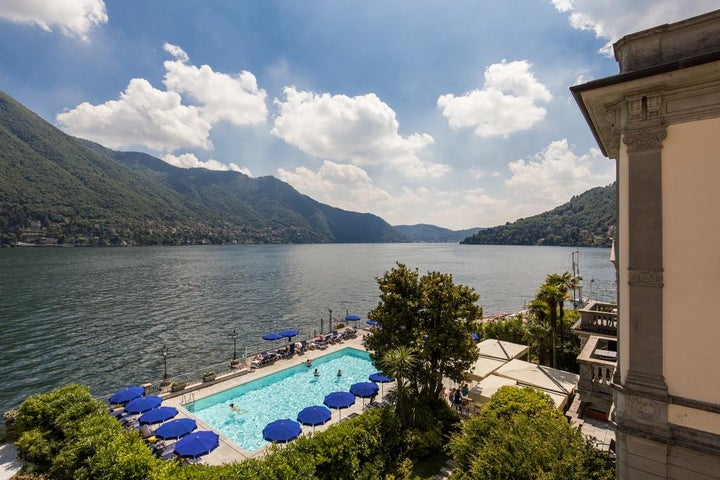 Grand Hotel Imperiale Resort & Spa in Como, Lake Como, Italy