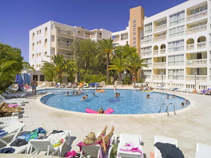 Reco des Sol in San Antonio, Ibiza, Balearic Islands