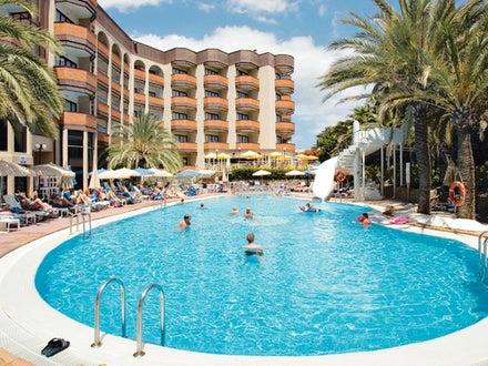 Mur Hotel Neptuno in Playa del Ingles, Gran Canaria, Canary Islands