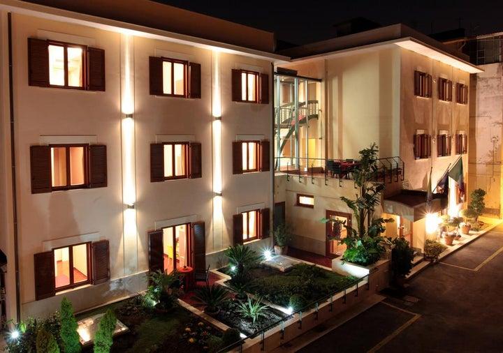 Hotel Diana Pompei in Naples, Neapolitan Riviera, Italy