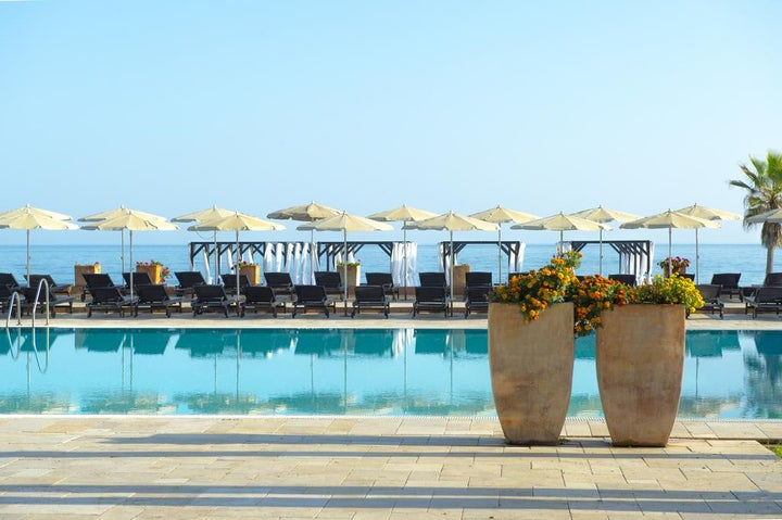 Guadalmina Spa Golf Resort in Marbella, Costa del Sol, Spain