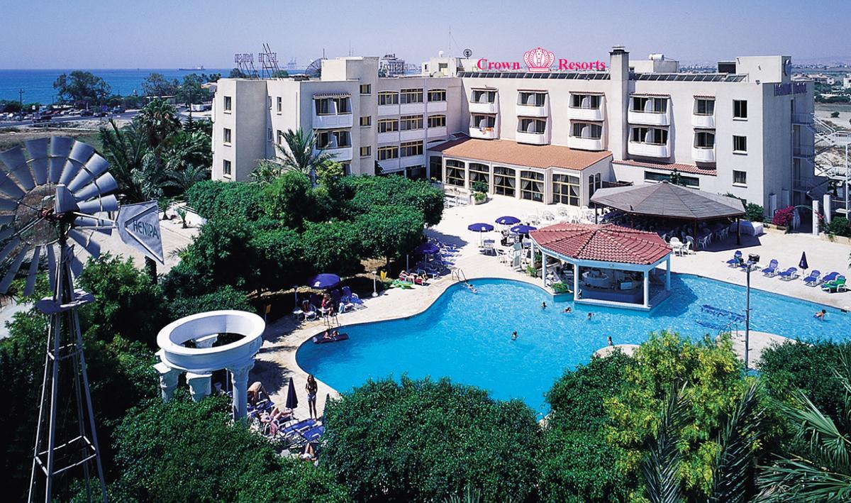 Crown Resorts Henipa 3 (Cyprus-Larnaca): photos, room description, service, tips and tourist reviews 3