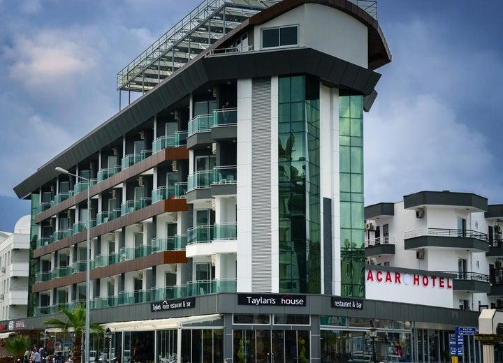 Acar Hotel in Alanya, Antalya, Turkey
