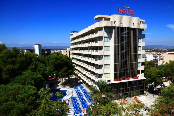 Ohtels Playa de Oro in Salou, Costa Dorada, Spain