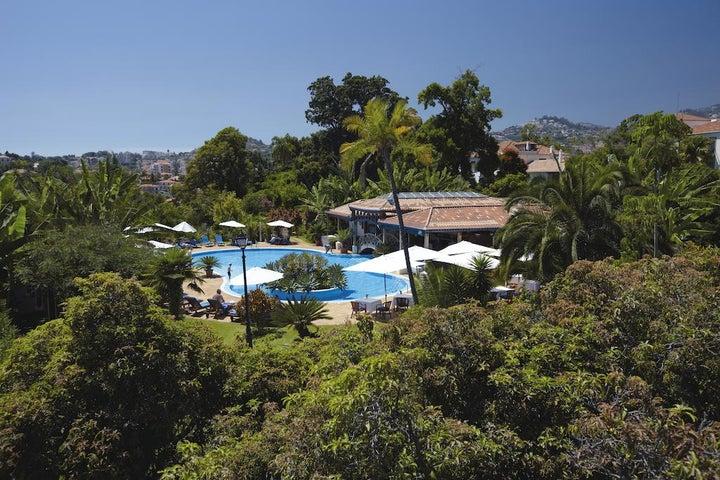 Jardins Do Lago Estalagem in Funchal, Madeira, Portugal