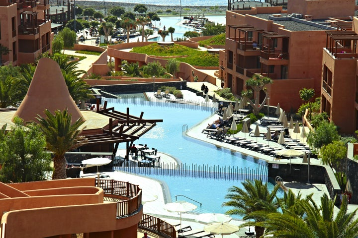 Sandos San Blas Nature Resort & Golf in Golf del Sur, Tenerife, Canary Islands