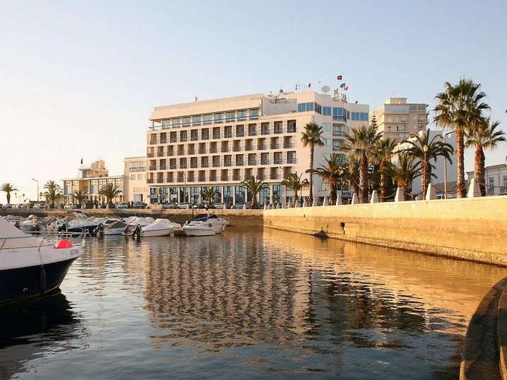Eva Hotel in Faro, Algarve, Portugal