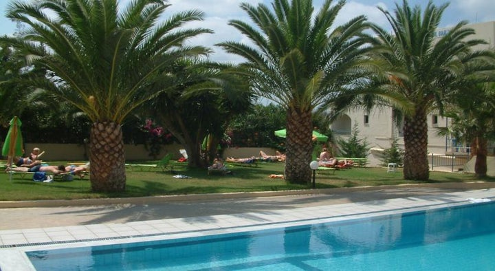 Theoni Apartments in Malia, Crete, Greek Islands