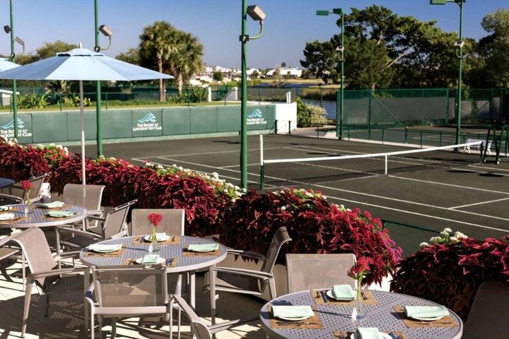 The Resort at Longboat Key Club in Longboat Key, Florida, USA