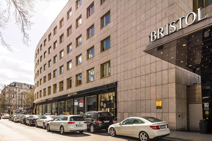 Hotel Bristol Berlin in Berlin, Germany