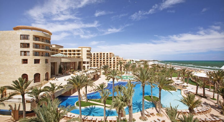 Moevenpick Resort & Marine Spa Sousse in Sousse, Tunisia