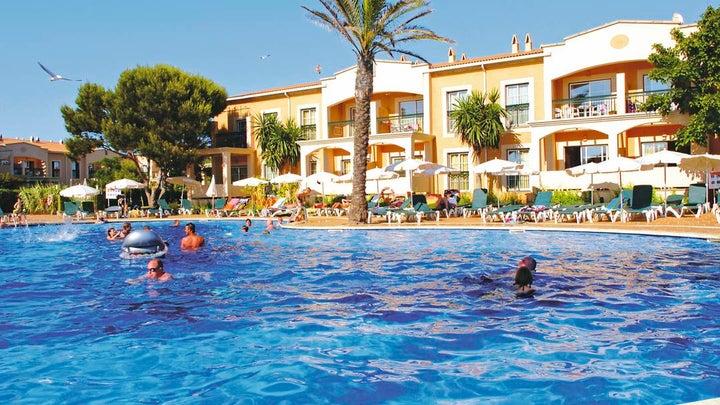 Zafiro Menorca in Cala'n Bosch, Menorca, Balearic Islands