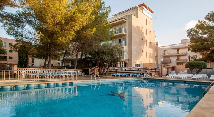 Blue Sea Costa Verde Hotel in El Arenal, Majorca, Balearic Islands