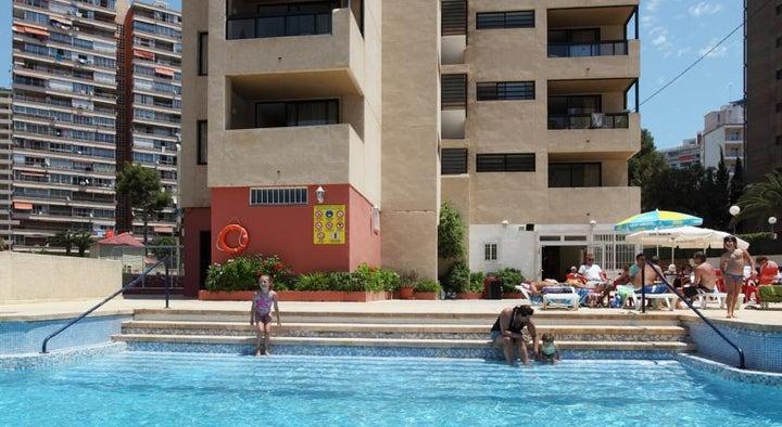 Mayra Apartments in Benidorm, Costa Blanca, Spain