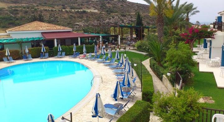 Hylatio Tourist Village in Pissouri, Cyprus