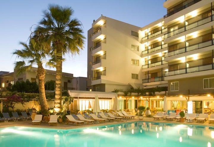 Best Western Plaza in Rhodes Town, Rhodes, Greek Islands