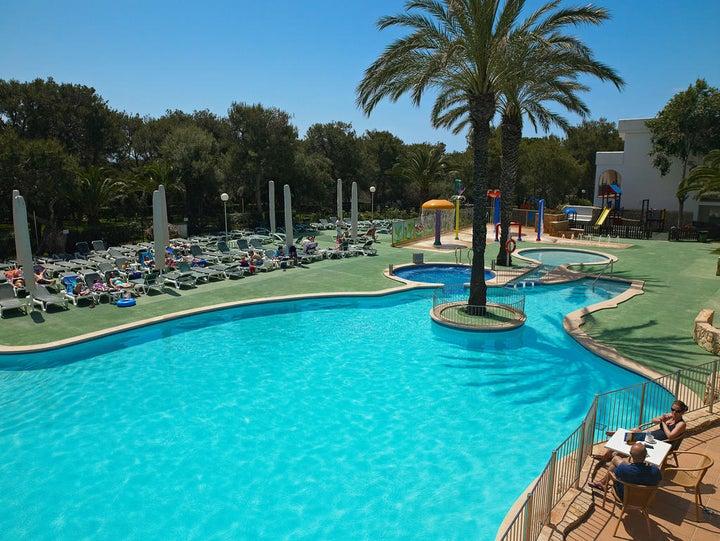 Cala d'Or Playa Apartments in Cala d'Or, Majorca, Balearic Islands