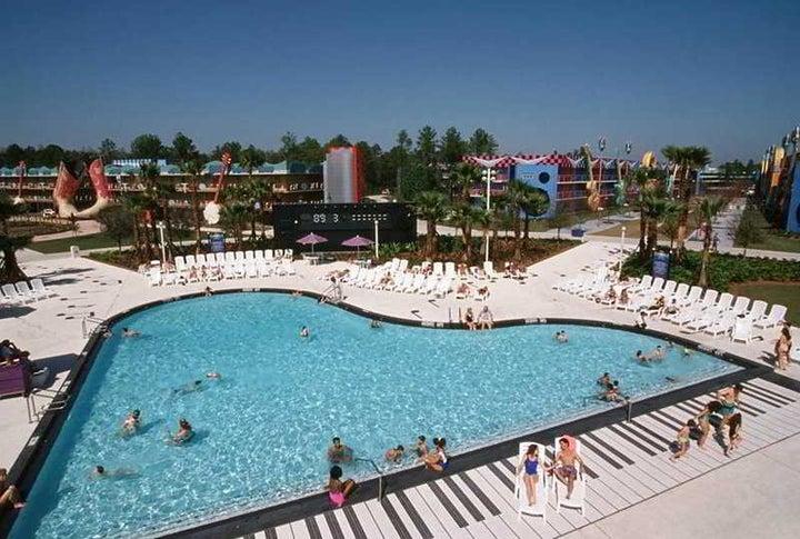 Disney's All Star Music Resort Image 28
