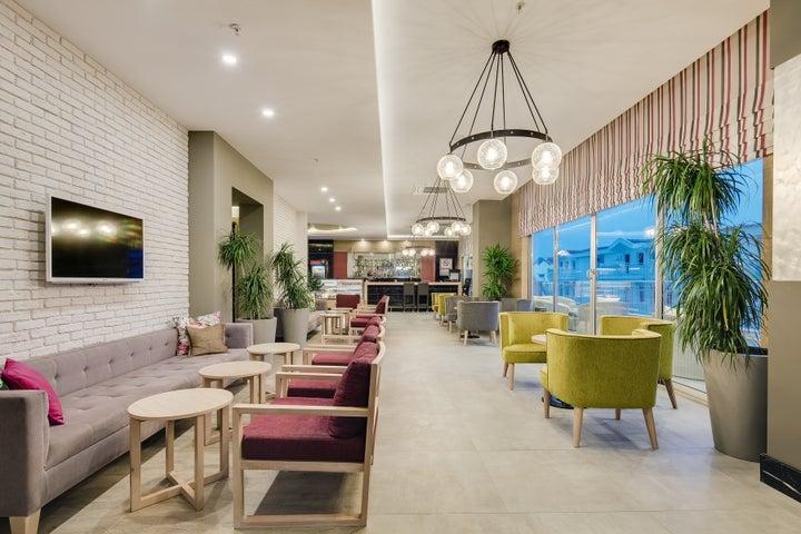 Side Su Hotel in Side, Antalya, Turkey