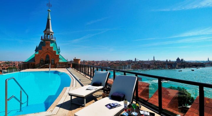 Hilton Molino Stucky Venice in Venice, Venetian Riviera, Italy