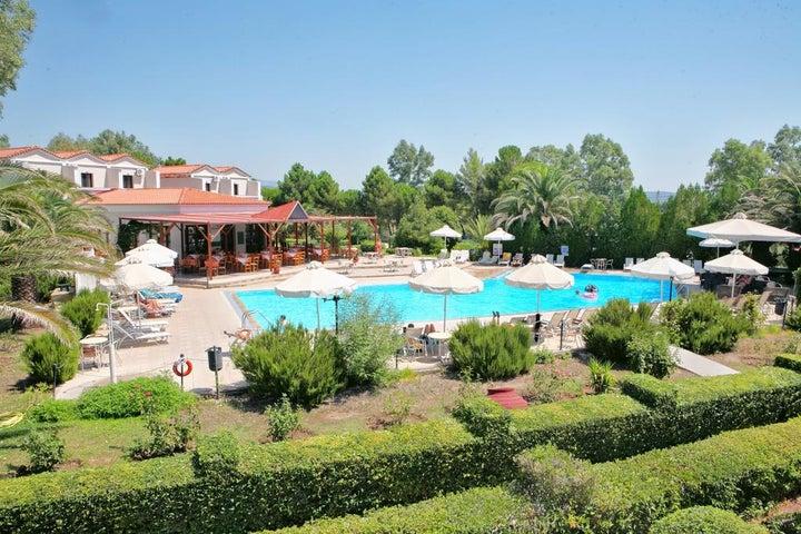 Pasiphae Hotel in Skala Kalloni, Lesbos, Greek Islands