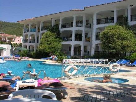 Kurt Apartments in Icmeler, Dalaman, Turkey