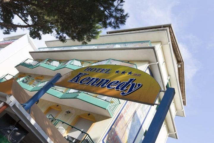 Kennedy Hotel in Lido di Jesolo, Venetian Riviera, Italy