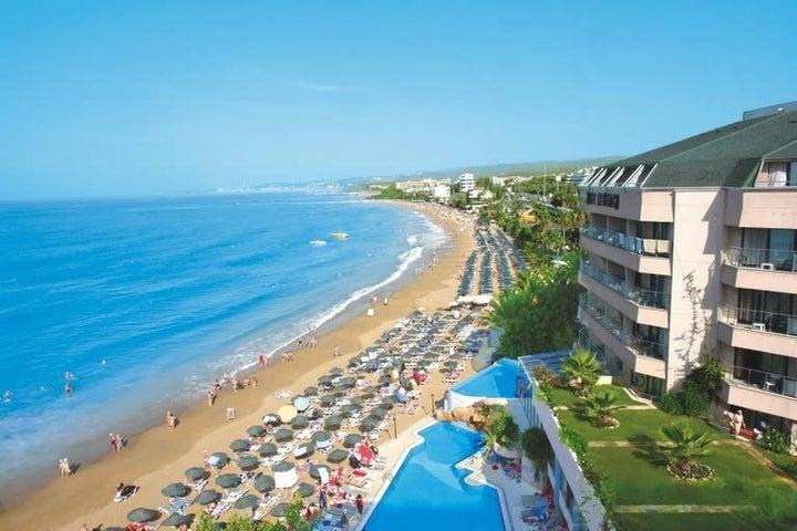 Aska Hotels Just In Beach in Alanya, Antalya, Turkey