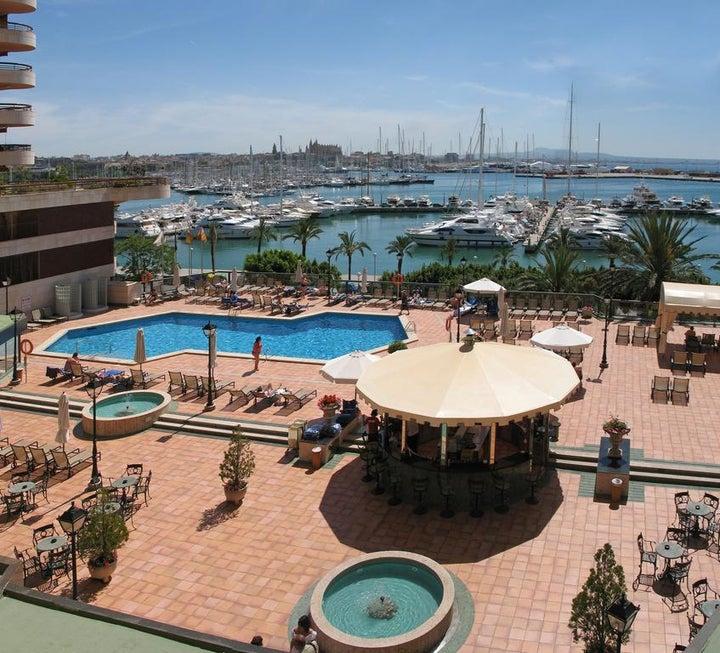 Melia Palma Marina (Ex. Melia Palas Atenea Hotel) in Palma, Majorca, Balearic Islands