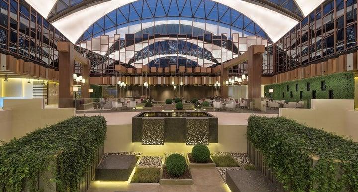 Hyatt regency dubai creek heights in dubai city united for Park place motors service