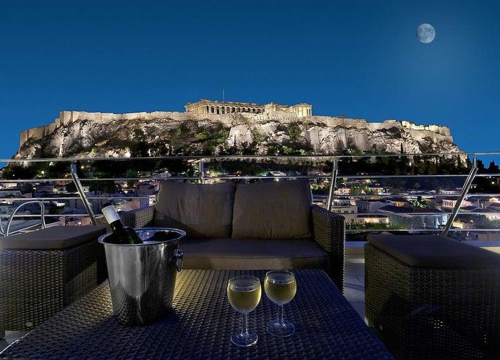 Plaka Hotel in Athens, Greece